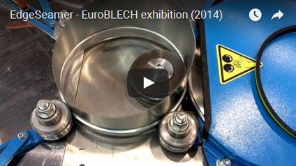 video EdgeSeamer EuroBLECH