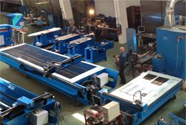 СВР - производственная компания станков ЧПУ для изготовления дымоходов и систем промышленной вентиляции